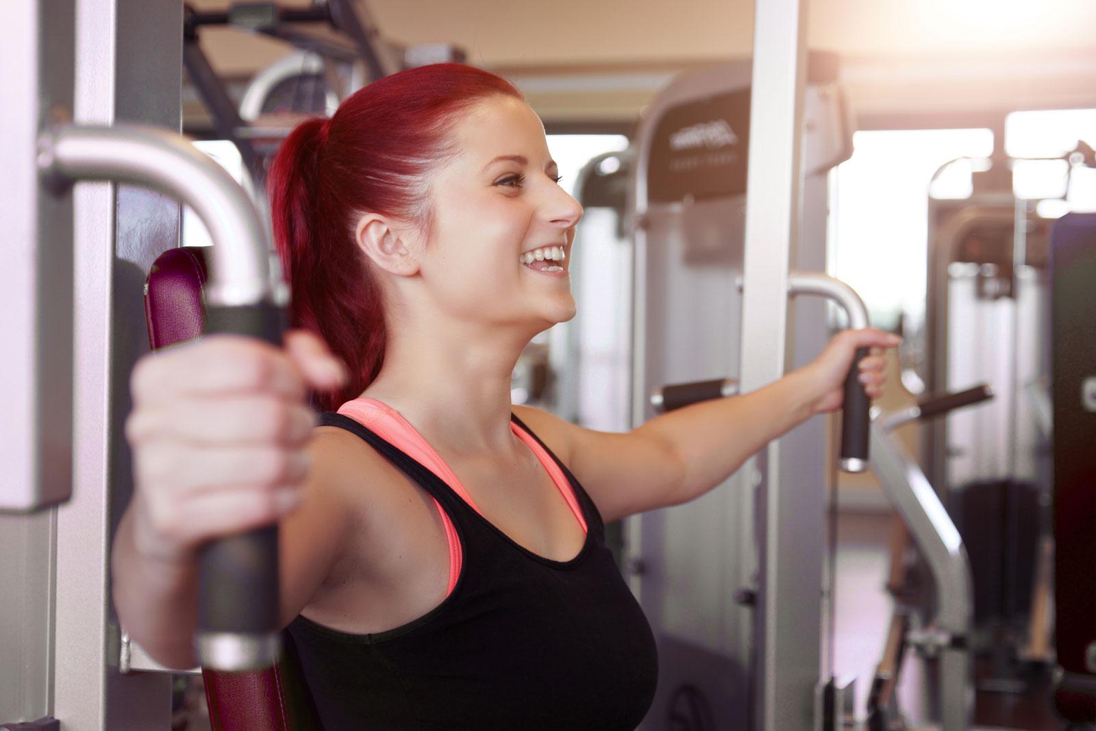 Fitness und Gesund